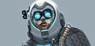 Character Design - ASTRO