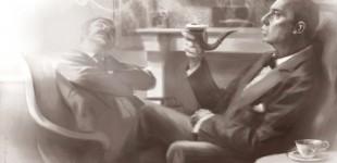 Sherlock Holmes - A three pipe Problem