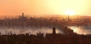 London 1666. Dawn of the Fire