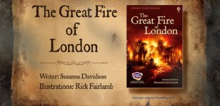 The Great Fire of London - Out Now to buy!