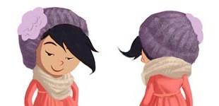 Elphie Character designs